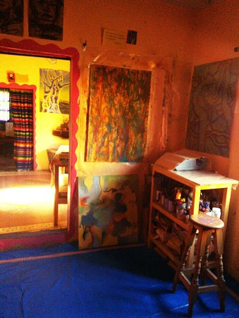 Nina's Art Studio