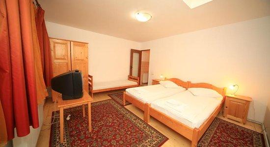 Casa Terezia Brasov: Room