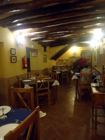 Laroles, Spania: Comedor