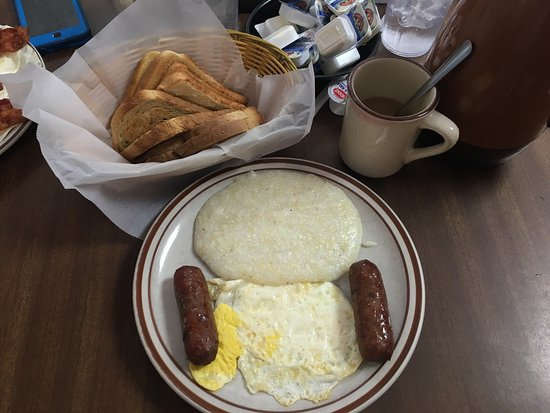 Hoskins Restaurant Simple Breakfast