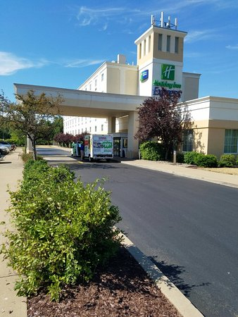 Holiday Inn Express Wilkes-Barre/Scranton Airport: 20160724_100733_large.jpg