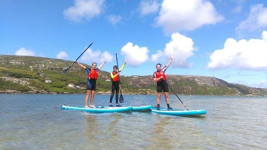 Crookhaven, Irlande : Happy paddling