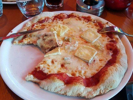 Pizza parma photo de caf seguin boulogne billancourt - Cours de cuisine boulogne billancourt ...