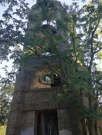 Stoneham, MA: Bear Hill tower