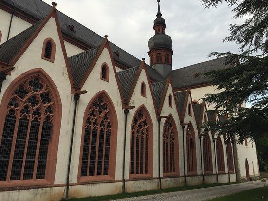 Eltville am Rhein, Allemagne : Eberbach Cloister
