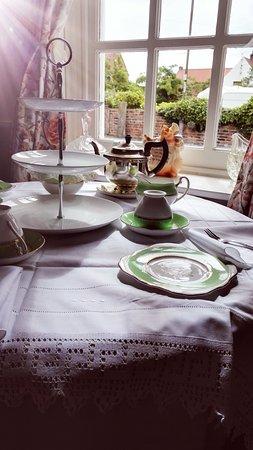 Newark-on-Trent, UK: Our Little Irish Tea Room