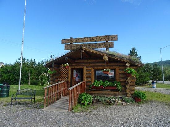 Nenana, AK: Visitor center