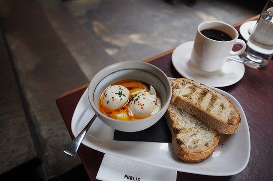 Public: Turkish Eggs