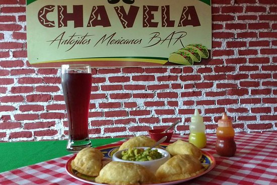 Chavela antojitos mexicanos bar rivera fotos n mero for Autentica mexican cuisine