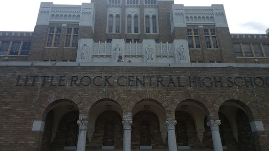 Little Rock Central High School Photo