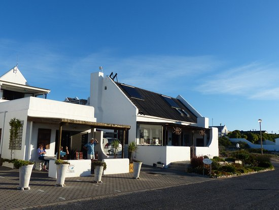 Paternoster, África do Sul: The house