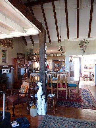 Paternoster, África do Sul: Entrance hall