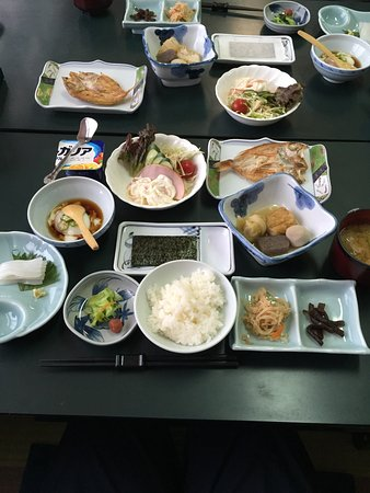 Mitsukejimaso : 旅館 みつけ島荘