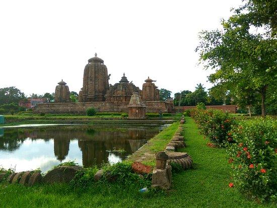 Brahmeshwara Temple: 24th July,5: 30pm
