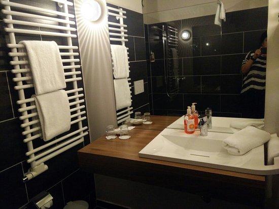 Bad Salzschlirf, ألمانيا: Aqualux Spa & Hotel
