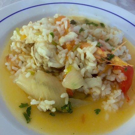 Alcacer do Sal, Portekiz: Restaurante Brazão