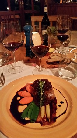 Robertson, Sydafrika: Fine dining