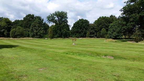 Castle Howard, UK: View across the Arboretum