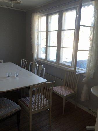 Sandvika, Norway: Koselig sted på Kafettangen