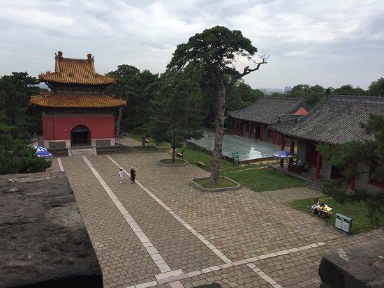 Shenyang, China: 福陵の方城