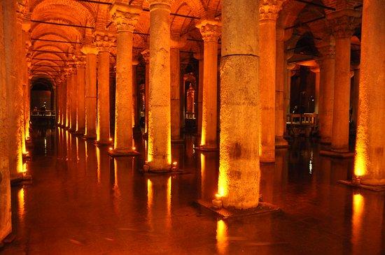 Istanbul Urban Adventures: Basilica Cistern