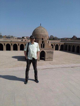 Mosquée Ibn Tulun : مسجد احمد بن طولون