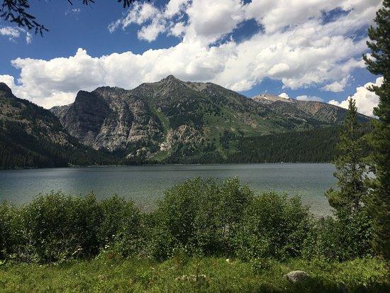 Laurance Rockefeller Preserve: Udsigt til Phelps Lake