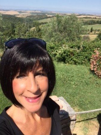 Trequanda, إيطاليا: Overlooking Bella Toscana