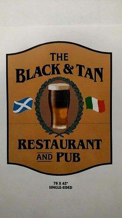 The Black & Tan