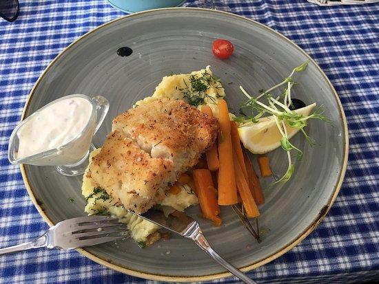 Restauracja Targ Rybny : Fishmarket Restaurant