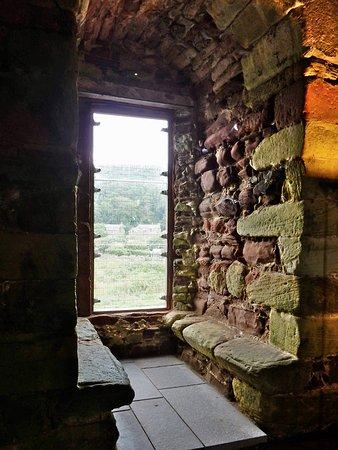 West Kilbride, UK: Window seats