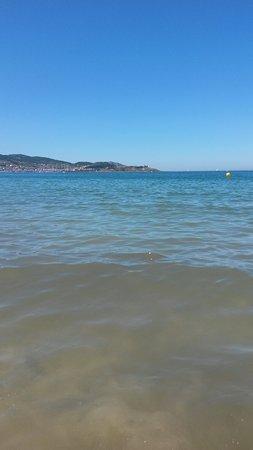 Nigran, Spanyol: Американский пляж