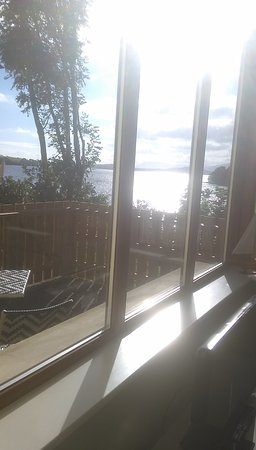 Bantry, İrlanda: View from Heron Suite