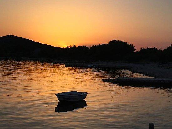 Murter, Kroasia: Sunset in Paradise