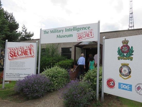 Intelligence Corps Museum