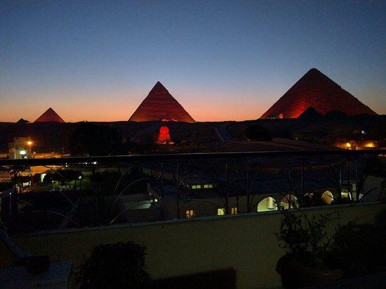 Pyramids View Inn: IMG_20160327_124040_large.jpg