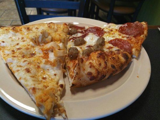 Reading, Pensilvania: Infinito's Pizza Buffet