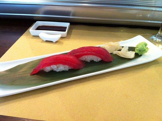 Hana Restaurant : Il mio pranzo