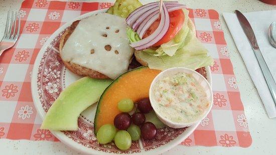Frackville, Пенсильвания: My Local Turkey Burger