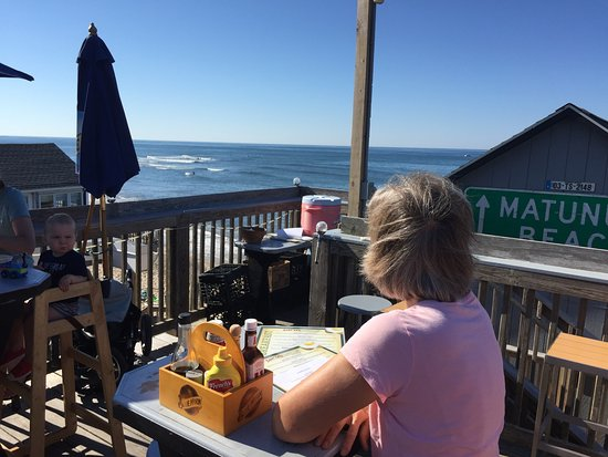 South Kingstown, RI: Tara's Upper Deck