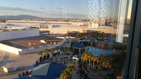 view of westgate from the top of stratosphere picture of westgate rh tripadvisor com