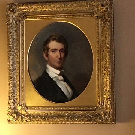 Seward House Museum: Portrait of William Seward