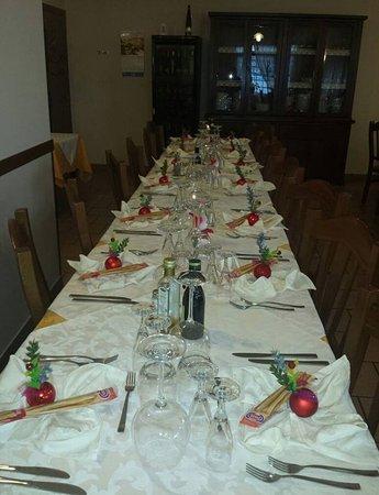 Emilia-Romagna, Italien: Per passare un pranzo in compagnia