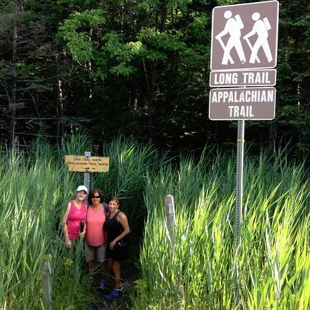 Killington, VT: The start of our hiking fun.