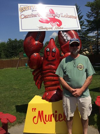 Bucksport, ME: Great Lobster Roll