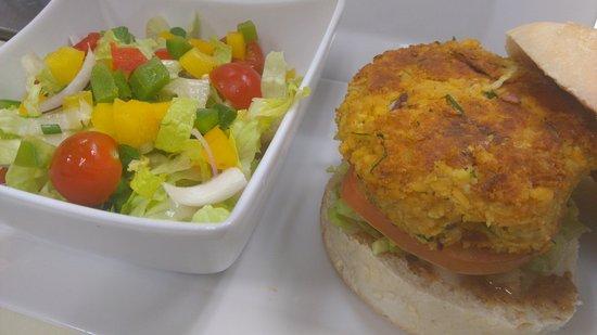 Dartmouth, Canada: Veggie Burger