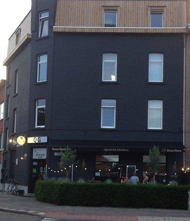 Edegem, België: Quartier Général