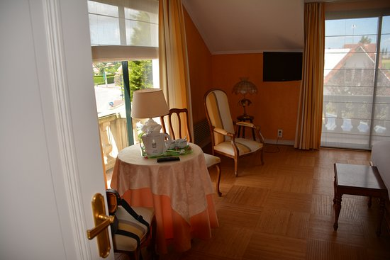 Teteghem, Frankrike: Sitzecke