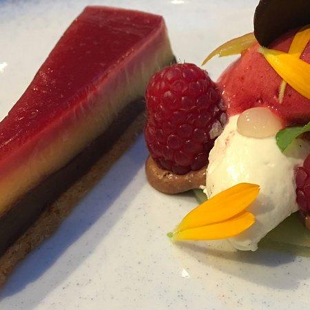 Tegelen, Нидерланды: Dessert