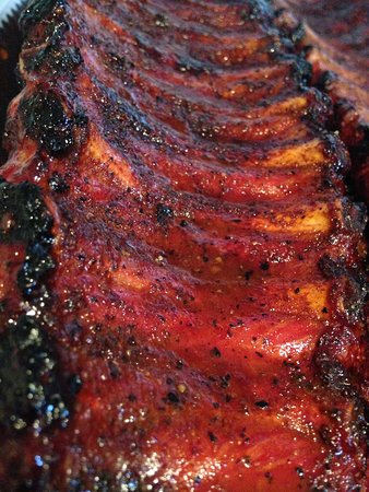 Midland, TX: Our awesome Ribs
